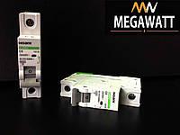 Модульний автоматичний вимикач 1/6A  серія EX9BS, 1P C6 4,5KA