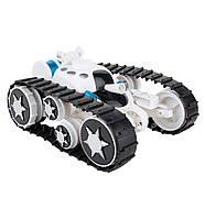Машинка на радиоуправлении танк Space Rover 666-888 White