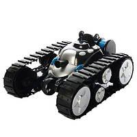 Машинка на радиоуправлении танк Space Rover 666-888 Black