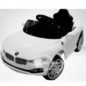Эл-мобиль FL1088 WHITE джип на Bluetooth 2.4G Р/У 2*6V4.5AH мотор 2*20W с MP3 96.1*51*44.1 ш.к. /1/