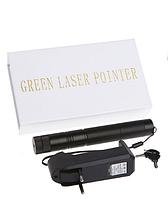 Лазерная указка зеленая  Лазер 303 в Подарочной упаковке