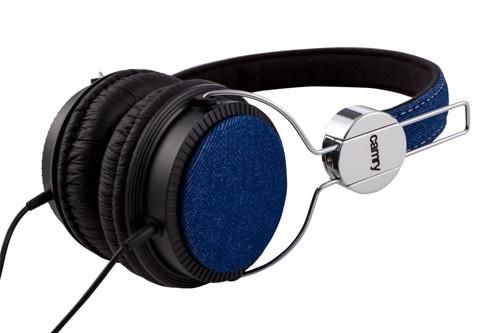 Наушники Camry CR 1128 Blue