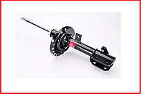 Амортизатор передний левый газомаслянный KYB Nissan Micra 3 K12 (03-10) 333722