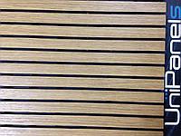 Стінова панель Unipanels, лінійна перфарація L16, фото 1