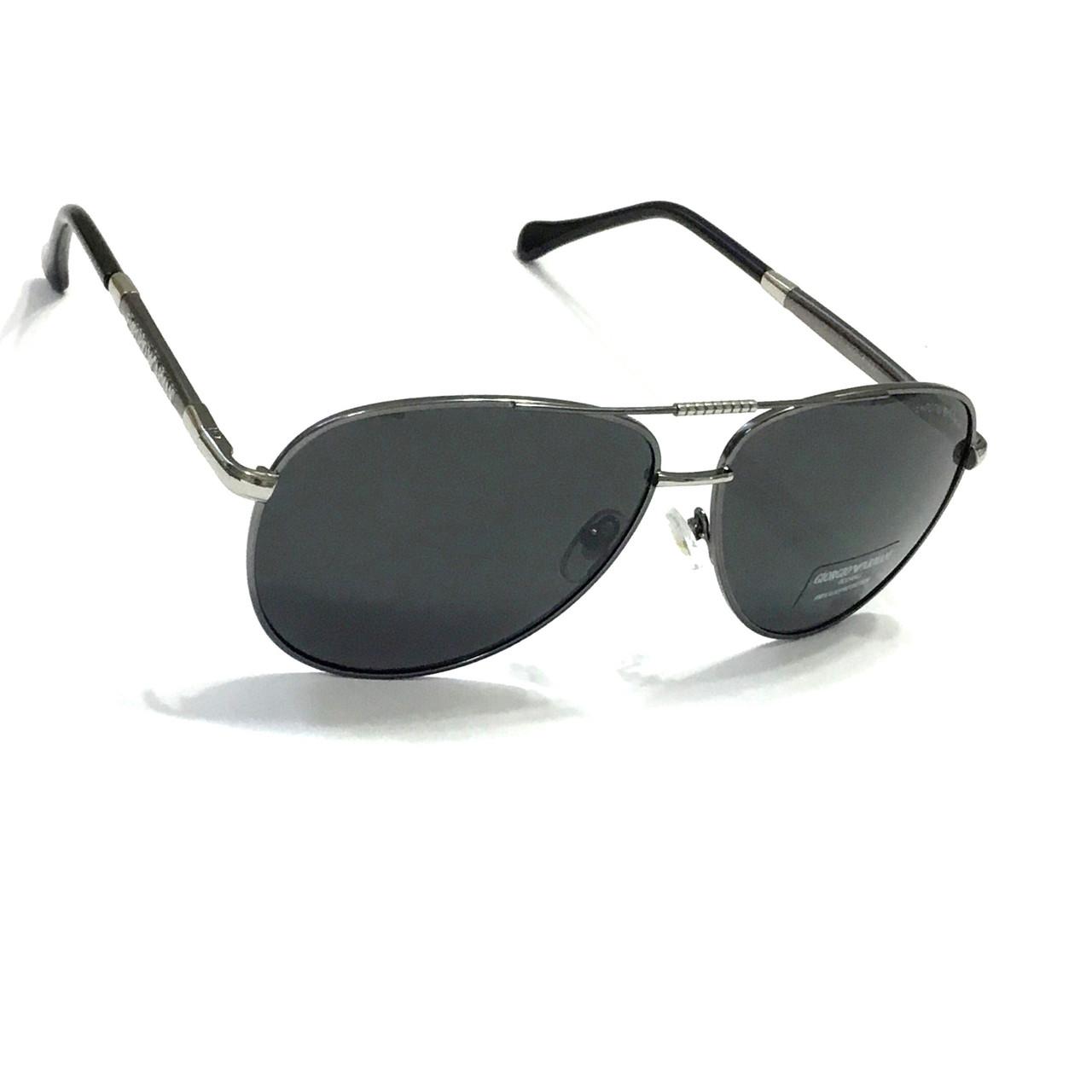 Чоловічі сонцезахисні окуляри з полароїдної лінзою GA 3212