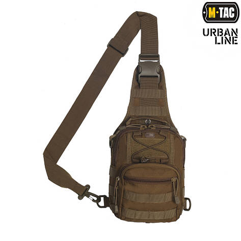 M-Tac сумка Urban Line City Patrol Fastex Bag, Coyote, фото 2