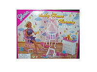 """Мебель """"Gloria"""" для детской,колыбель,люлька,комод,качалка"""
