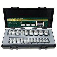 """Набор головок Force 21 ед. 1/2"""", 6гр. 8-32мм"""