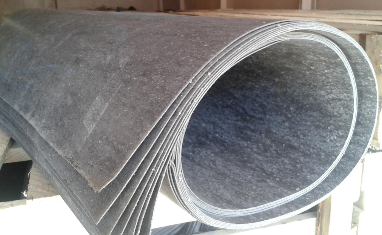 Паронит листовой ПОН 4ммх1,5мх2м 24 кг