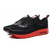 Кроссовки Nike Air Max Thea мужские черно-красные