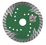 Круг алмазный отрезной Turbo 125x2,4x10x22,23 z4 Elite Duo