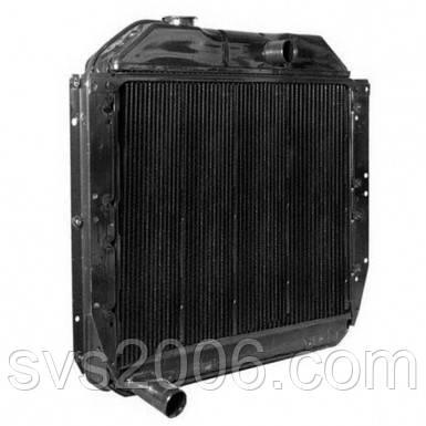 Радиатор вод. охлажд. КАМАЗ 6520 (3-х рядн.) (пр-во ШААЗ)