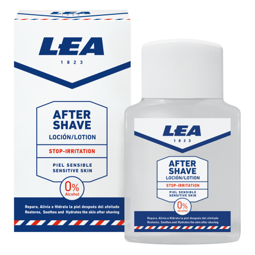 Лосьон после бритья LEA STOP-IRRITATION LEA 125 ml
