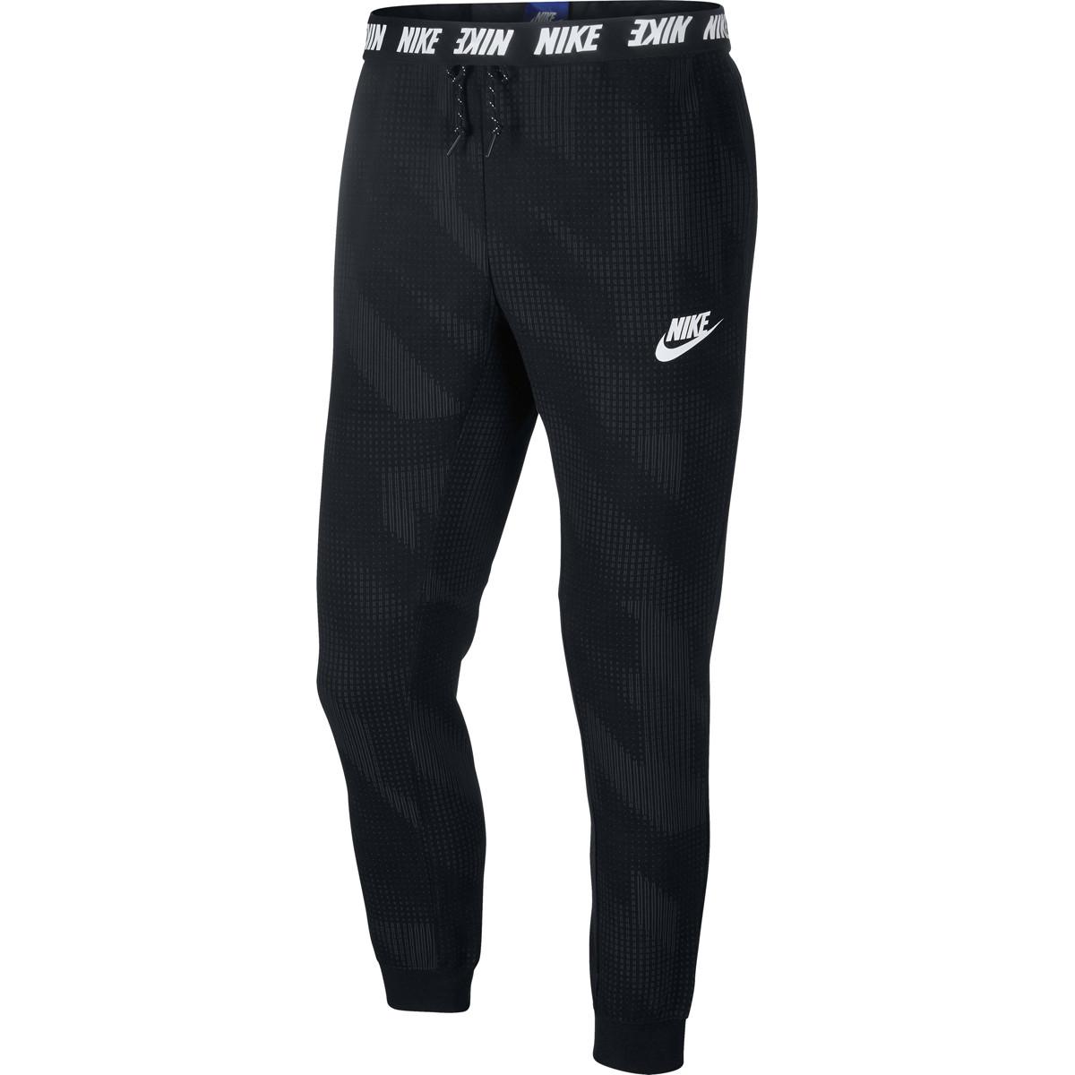 93069268 Штаны Nike M Nsw Av15 Pant Flc Aop 885939-010 (Оригинал), цена 1 439 ...