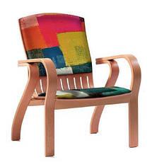 Кресло с подлокотниками HENNA, фото 3