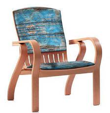 Кресло с подлокотниками HENNA, фото 2