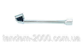 Насадки для подкачки колес 130 мм (металлические) 9T0402F