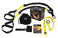 Тренажер Подвесные Тренировочные Петли TRX Suspension Trainer