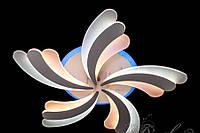Светодиодная люстра с цветной подсветкой 90W