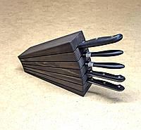 """Подставка для ножей """"Орисаба"""" венге"""