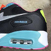 Nike Air Max 90 Black Mango, фото 2