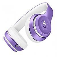 Беспроводные Наушники Monster Beats 8 By Dr Dre Solo 3 + ПОДАРОК: Наушники для Apple iPhone 5 -- БЕЛЫЕ MDR IP