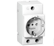 Розетка з/к на Din-рейку Schneider Electric