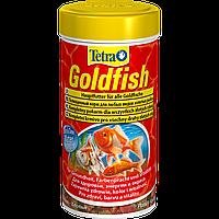 Корм TETRA (Тетра) GOLD FISH хлопья для золотых рыбок, 250 мл