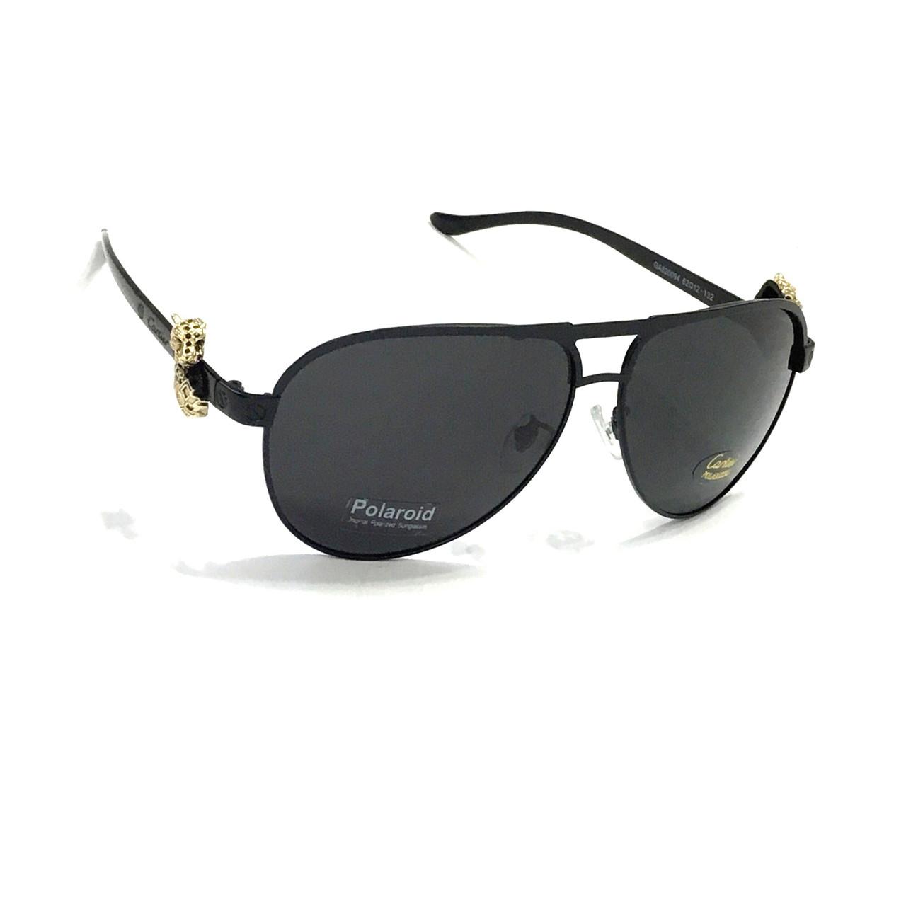 Мужские солнцезащитные очки с полароидной линзой Cartier