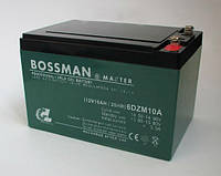 Аккумулятор 12V 10Ah Bossman-Master 6DZM10