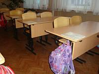 Школьные парты, столы, стулья, доски. Производство мебели для школьных, учебных заведений!