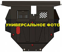Захист картера радіатора акпп Кольчуга Toyota Land Cruiser J 150 бензин 40 2009-