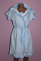 Комплект ночная рубашка + халат Валан, фото 1