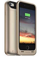 Аккумуляторный чехол Mophie Juice Pack Air для iPhone 6/6S на 2750mAh [Золотой]