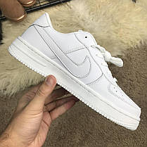 Nike Air Force 1 White, фото 2