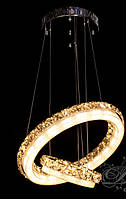Хрустальная светодиодная люстра-подвес