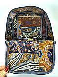 Джинсовый рюкзак КИСС 2, фото 7