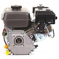Двигатель бензиновый BULAT BW170F-T/20 (7 л.с., вал 20 мм, шлицы), фото 3