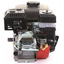 Двигатель бензиновый BULAT BW170F-T/20 (7 л.с., вал 20 мм, шлицы), фото 2
