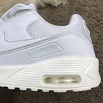 Nike Air Max 90 White, фото 2