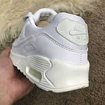 Nike Air Max 90 White, фото 3