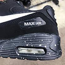 Nike Air Max 90 Black Space, фото 3