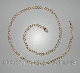 Пояс - цепочка женская длина 100см