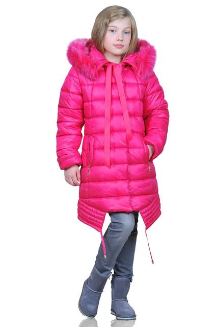 Зимние детские куртки