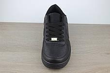 Nike Air Force 1 Black, фото 3