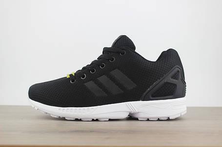 Adidas Zx Flux Core Black, фото 2