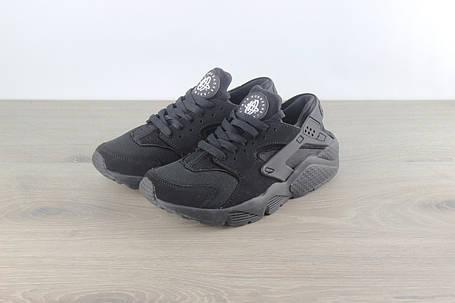 Nike Air Huarache Black, фото 2