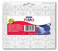 Листы текстурные Fimo Staedtler Орнамент поле (1шт) 8744 12