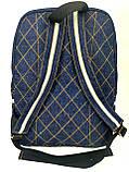 Джинсовый рюкзак КИСС 3, фото 5