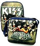 Джинсовый рюкзак КИСС 3, фото 6